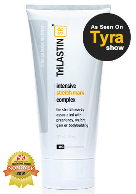 TriLASTIN-SR Intensive Stretch Mark Complex (as seen on the Tyra Banks show)